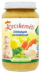 Kecskeméti Zöldségek sertéshússal 11 hónapos kortól - 220g