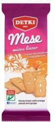 DETKI Mese Mézes Linzer Narancsdarabokkal És Gyömbérrel (160g)