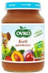 OVKO Kerti gyümölcsmix bébidesszert 7 hónapos kortól - 190g
