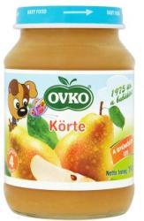 OVKO Körte bébidesszert 4 hónapos kortól - 190g