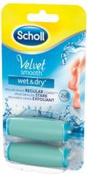 Scholl Velvet Smooth Wet&Dry pótfej (2db)