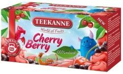 TEEKANNE Cherry Berry Cseresznye-fekete Ribizli 20 filter