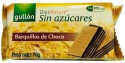 gullón Dietnature Diabetikus Kakaós Ízesítésű Töltött Nápolyi Édesítőszerrel (70g)