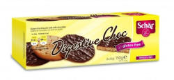 Schär Digestive Choc Gluténmentes Keksz Tejcsokoládéval (150g)