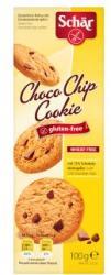 Schär Choco Chip Cookie Gluténmentes Omlós Keksz Csokoládé Darabokkal (100g)