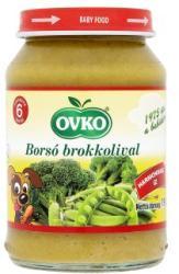 OVKO Borsó brokkolival 6 hónapos kortól - 190g
