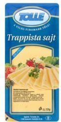 TOLLE Szeletelt Trappista Sajt (125g)