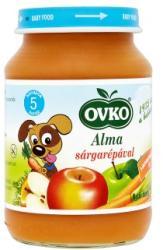 OVKO Alma sárgarépával 5 hónapos kortól - 190g