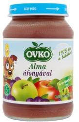 OVKO Alma áfonyával bébidesszert hónapos kortól - 190g
