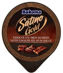 Bakoma Satino Gold tejdesszert 140g