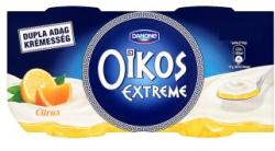 Danone Oikos Extreme görög krémjoghurt 2 x 110g