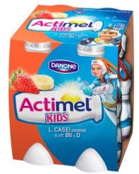 Danone Actimel Kids élőflórás joghurtital 4 x 100g