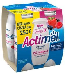 Danone Actimel élőflórás joghurtital 4x100g