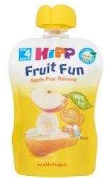 HiPP Gyümölcsvarázs Alma-körte-banán gyümölcspép 4 hónapos kortól - 90g