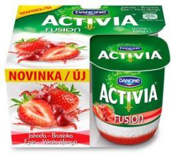 Danone Activia Fusion 4 x 125g