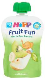 HiPP Gyümölcsvarázs Körte-banán-kivi gyümölcspép 6 hónapos kortól - 90g