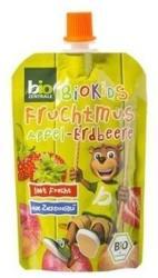 Bio Zentrale Biokids 100%-os alma-eper gyümölcspüré - 90g