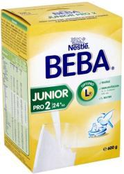 Nestlé BEBA Junior Pro 2 italpor sovány tejjel 24 hónapos kortól - 600g