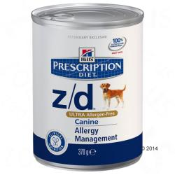 Hill's PD Canine z/d Ultra 24x370g