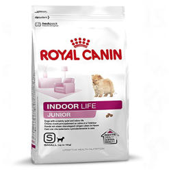 Royal Canin Indoor Life Junior Small 500g