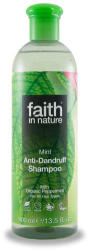 Faith in Nature Borsmenta sampon korpásodás ellen 250ml