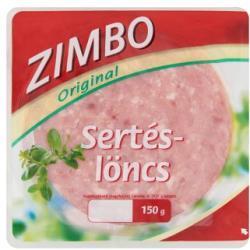 ZIMBO Original Szeletelt Sertéslöncs (150g)