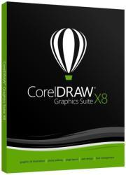 Corel CorelDRAW Graphics Suite X8 Upgrade CDGSX8IEDPUG