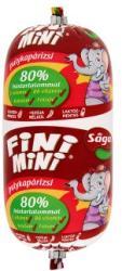 Sága Fini Mini Pulykapárizsi Hozzáadott Vitaminokkal És Kalciummal (300g)