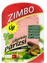 ZIMBO Premium Uborkás Párizsi (70g)
