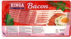 RINGA Szeletelt Gyorspácolt Füstölt Bacon (150g)