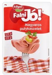 Sága Falni Jó Magyaros Pulykaszelet (100g)