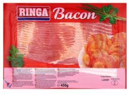 RINGA Szeletelt Gyorspácolt Füstölt Bacon (450g)