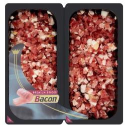 PREMIUM Kockázott Bacon (250g)