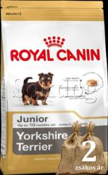 Royal Canin Yorkshire Terrier Junior 2x1,5kg