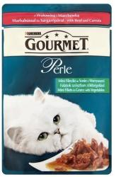 Gourmet Perle Beef & Carrot 85g