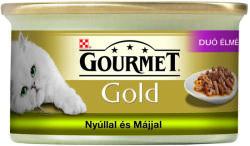 Gourmet Gold Rabbit & Liver 85g