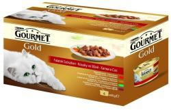 Gourmet Gold Chunks in Gravy 4x85g