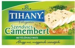 Tihany Válogatás Szendvics Camembert Metélőhagymás (120g)
