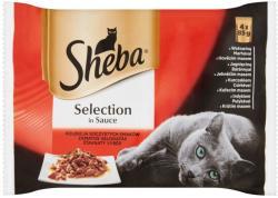Sheba Cuisine Selection 4x85g