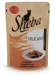 Sheba Delicato Turkey 85g