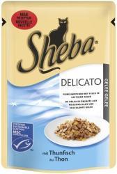 Sheba Delicato Tuna 85g