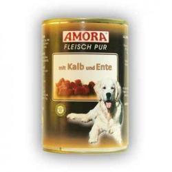 Amora Fleisch Pur - Veal & Duck 400g