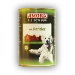 Amora Fleisch Pur - Reindeer 400g