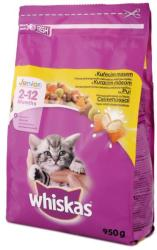 Whiskas Junior Chicken Dry Food 950g
