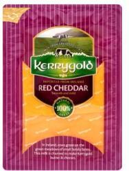 Kerrygold Szeletelt Zsíros Kemény Vörös Cheddar Sajt (150g)