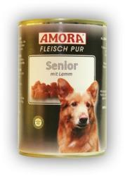 Amora Fleisch Pur Senior - Lamb 18x400g