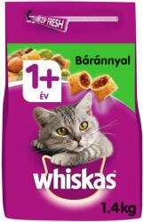 Whiskas Teljes értékű állateledel felnőtt macskák számára bárányhússal 1, 4 kg