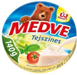 MEDVE Tejszínes Kenhető Félzsíros Ömlesztett Sajt (140g)