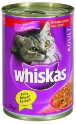 Whiskas Adult Beef Tin 400g