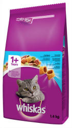 Whiskas Adult Tuna & Vegetables Dry Food 1,4kg